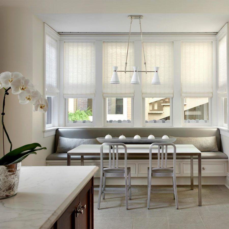 15 idées de sièges de banquette de cuisine pour votre coin petit ...