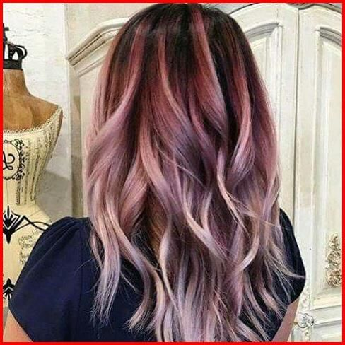 Rose Gold Ombre Haarfarbe Ideen   - color - #COLOR #Gold #Haarfarbe #Ideen #Ombre