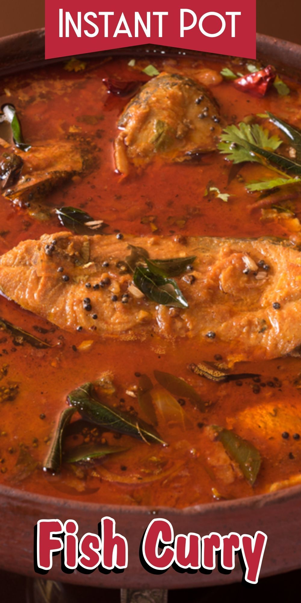 Instant Pot Fish Curry images
