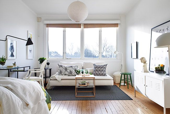 Apartamento peque o estilo nordico apartamento peque o - Cocinas estilo nordico ...