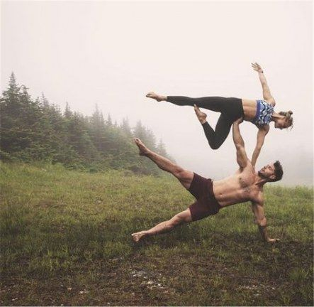 27 ideas for yoga for beginners couples  couples yoga