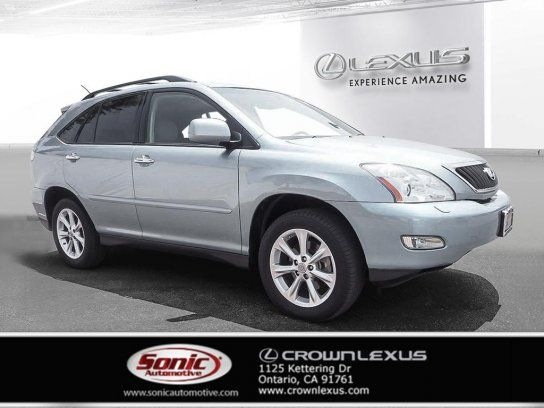 Sport Utility, 2009 Lexus RX 350 2WD with 4 Door in