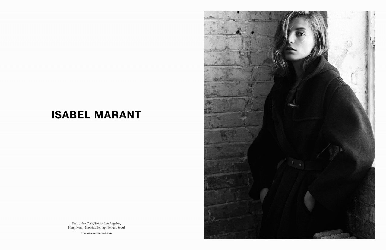 Fall-Winter 2013-2014   Campaigns   Collections   Isabel Marant