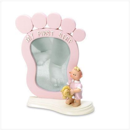 My First Step Girl Frame   Products   Pinterest   Products