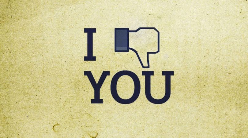 The 6 Most Annoying People On Facebook Break up texts