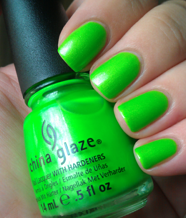 China Glaze - I\'m With the Lifeguard | Le nails | Pinterest