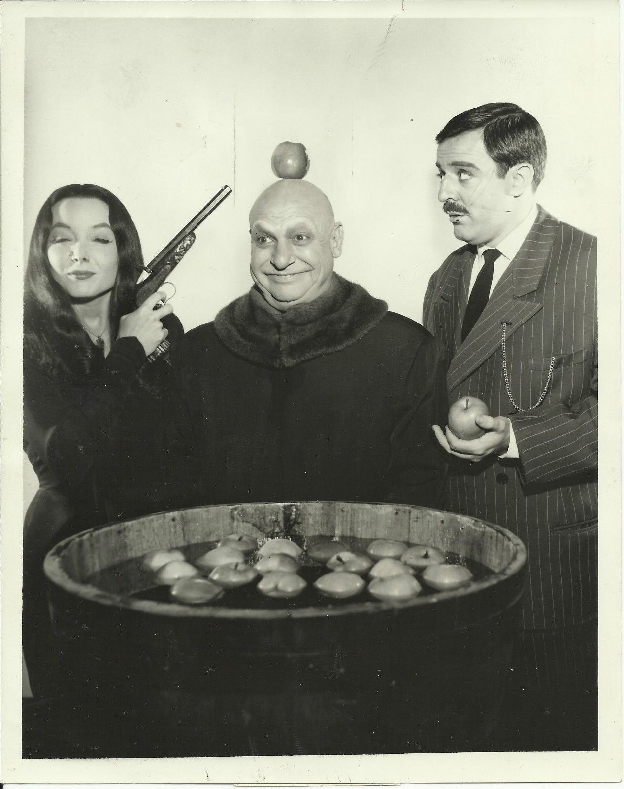 Uncle fester the addams family pinterest - The Addams Family
