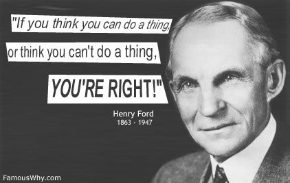 Henry Ford Was Not A Man To Give Up Easily His First Company