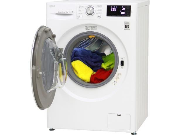 LG FH4U2VCN2 washing machine summary - Which?