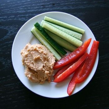 Red Lentil and CarrotDip
