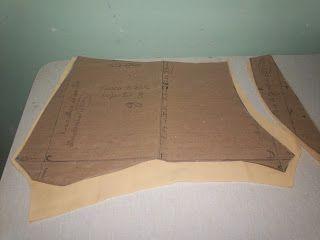molde de cueca boxer