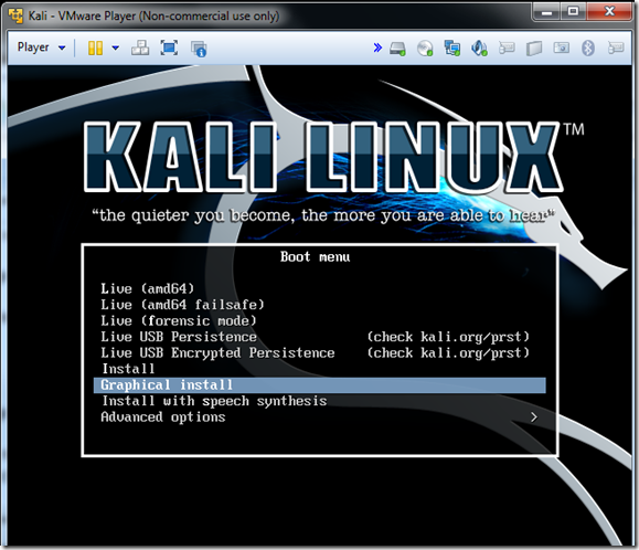 download kali linux vmware virtualbox and arm images