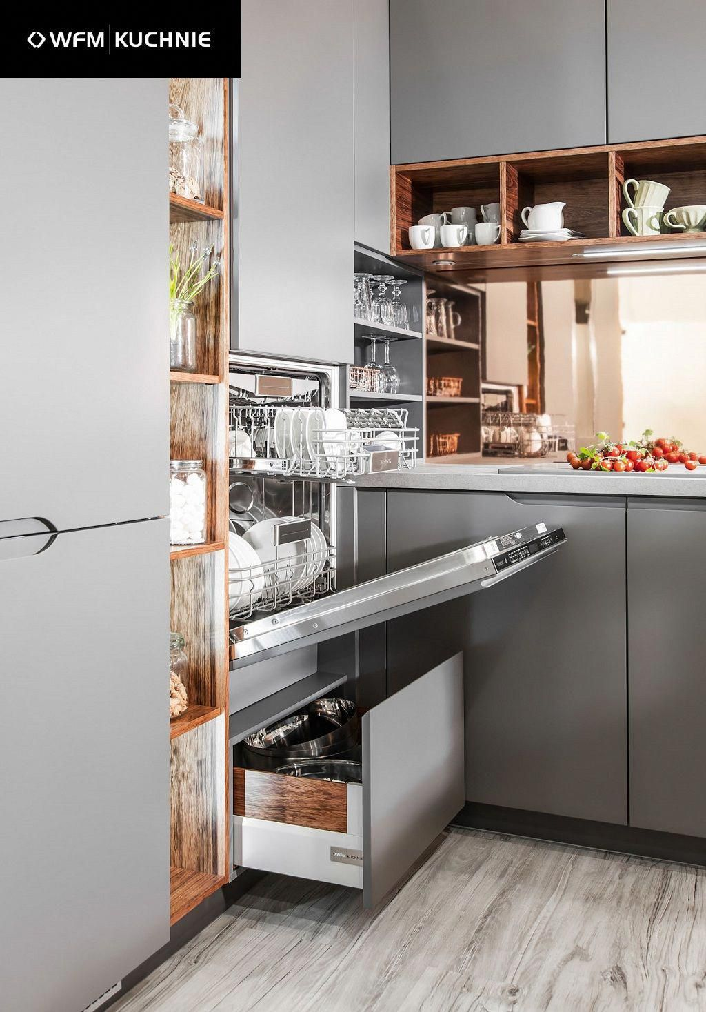 Colonna Dispensa Cucina Ikea lavastoviglie in colonna (con immagini) | cucine moderne