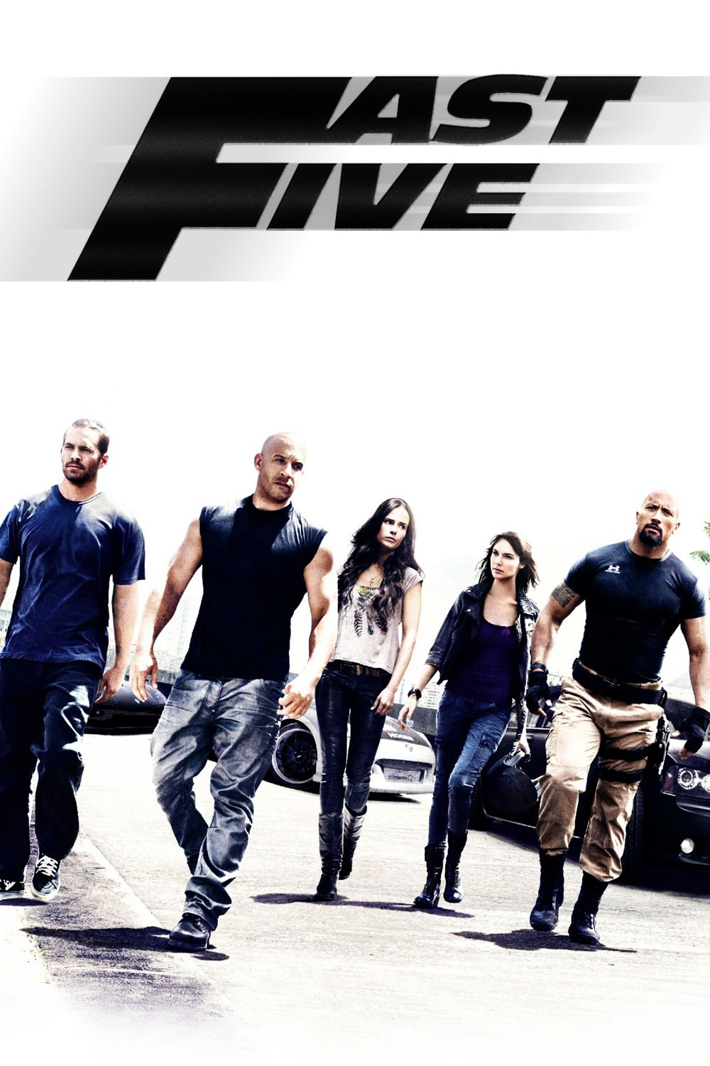 The Fast And The Furious 5 Stream