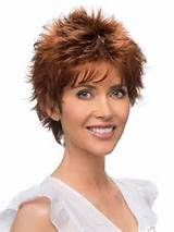 Short Spiky Hairstyles For Women Over 50 Hairstylegalleries Com