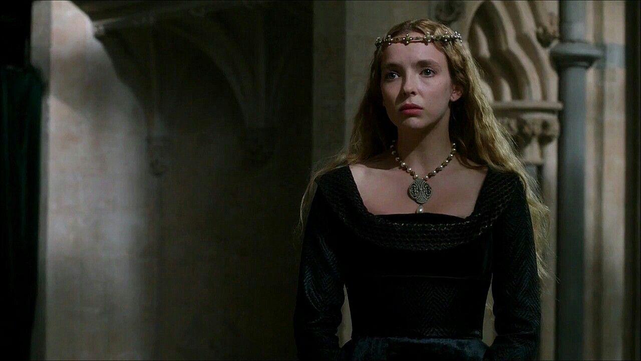 The White Princess Starz Jodie Comer Com Imagens Look Rainha