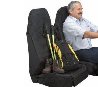 Der Autositzbezug Dirty Harry von Walser schützt Ihre Sitze nicht nur zuverlässig, sondern ist auch sehr preiswert.