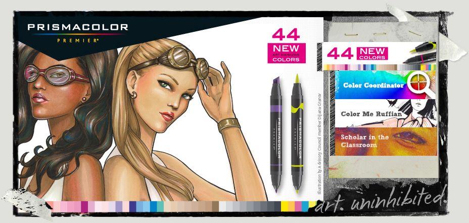 Prismacolor Professional Art Supplies | Colored Pencils, Art ...