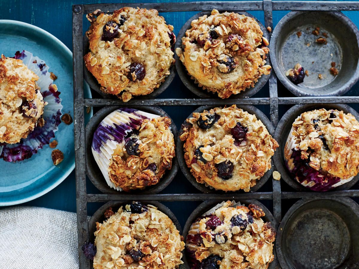 Blueberry Sour Cream Muffins Recipe Sour Cream Blueberry Muffins Sour Cream Muffins Food Recipes