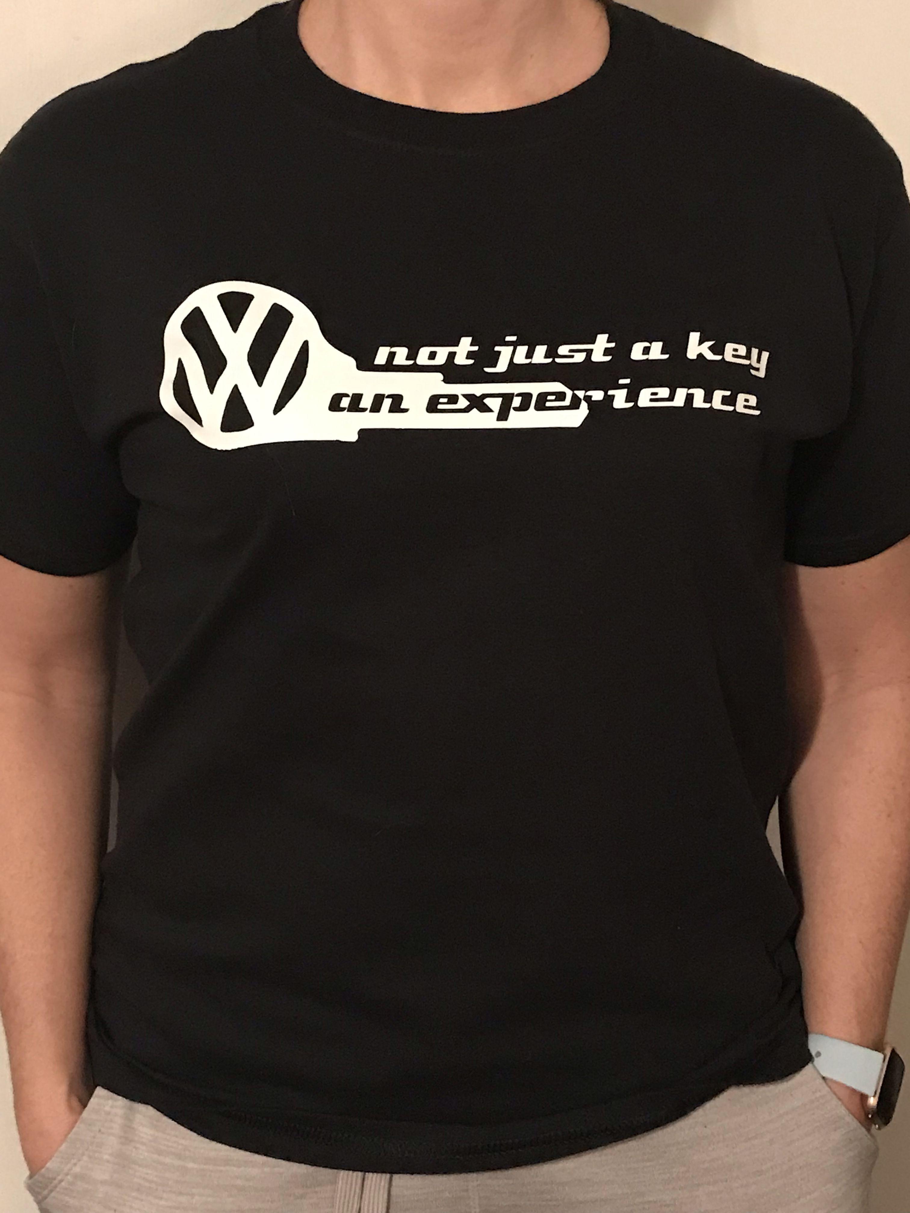 Volkswagen VW Speedometer Mens T-Shirt