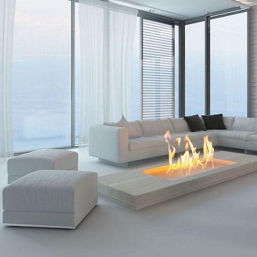 Ecologiche, facili da installare, belle e convenienti, i camini e ...