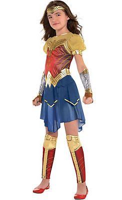 f8def7cd808e0 Wonder Woman Costumes for Kids & Adults - Party City | party in 2019 ...
