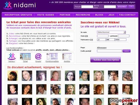 avis d couvrez les avis des consommateurs pour savoir si nidami est un site de. Black Bedroom Furniture Sets. Home Design Ideas