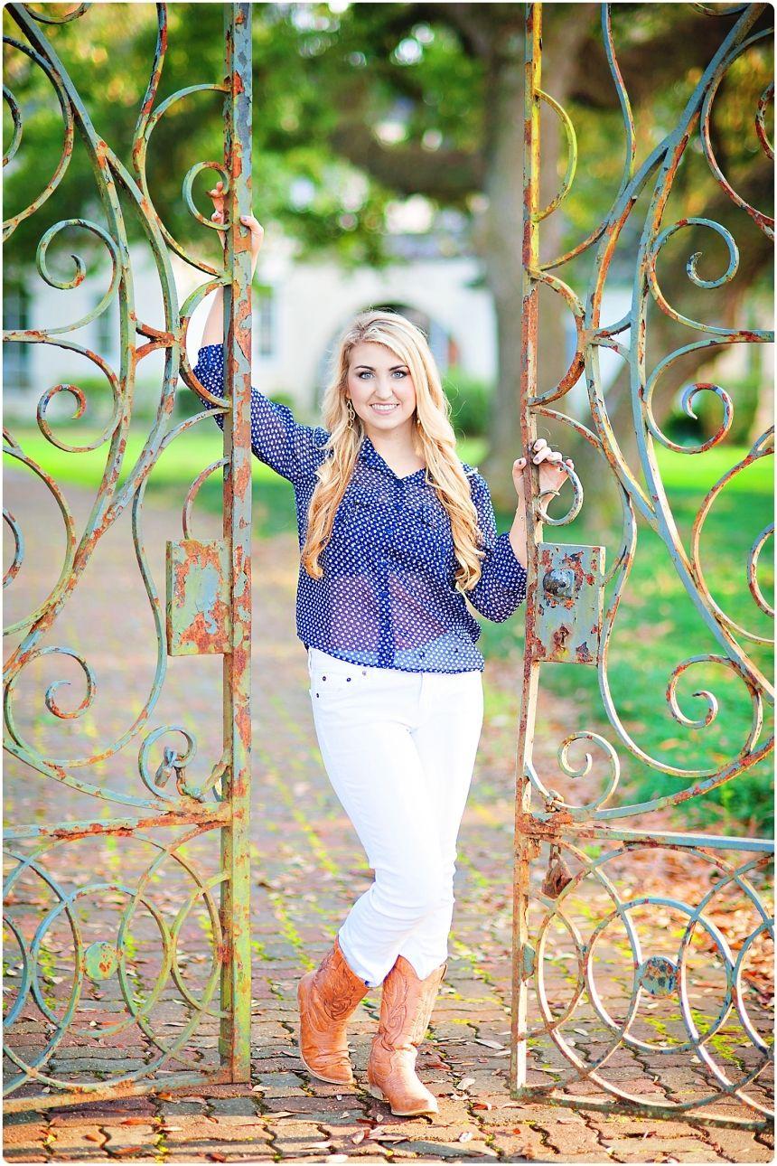 Abby, Class of 2013 Lafayette, LA Senior Photographer