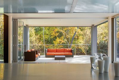 Aspect Bi-Folding Door System | Sunrooms | Pinterest | Bi folding ...