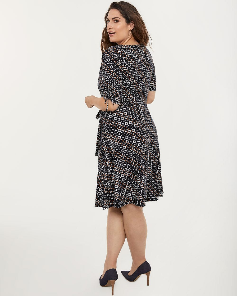 f1f74320d6e4 Women's Cap Sleeve Knot Front Maxi Dress from Lands' End | Amelie wish list  in 2019 | Cap sleeves, Dresses, Women
