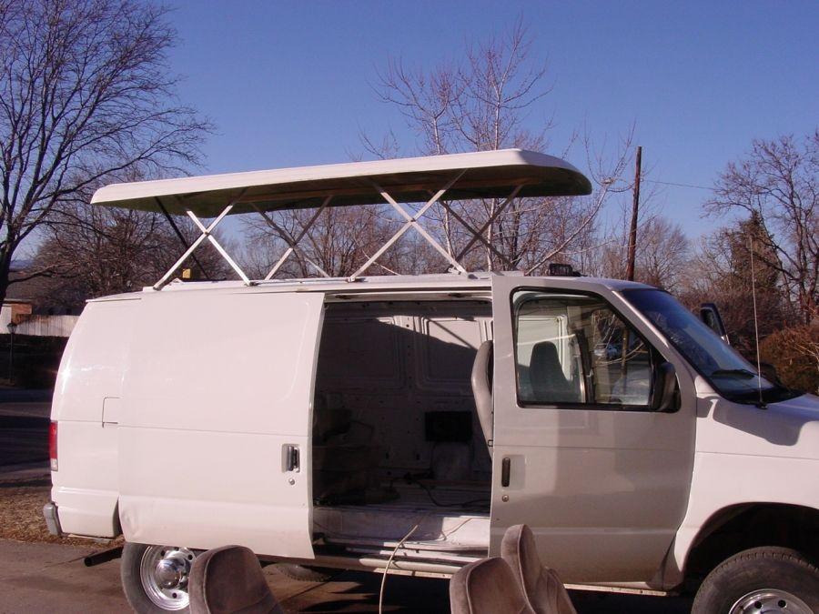 2000 4x4 Ford Van Build
