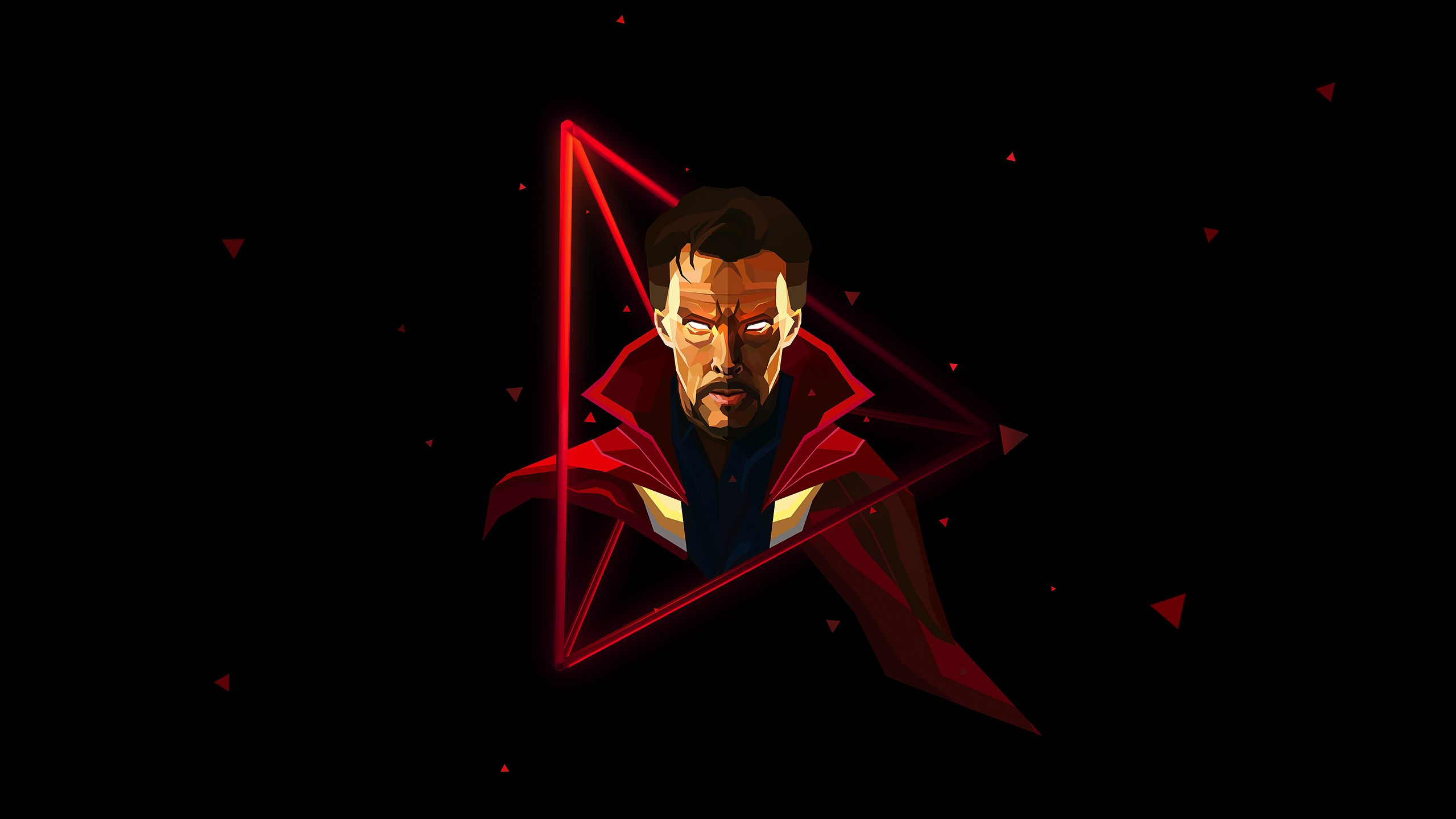Doctor Minimalart Strange Marvel Wallpaper Doctor Strange Marvel Creative Graphics
