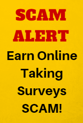 SCAM ALERT! Learn Why You Should Stay Far Away From Earn Online Taking Surveys! It's A Scam You Can Easily Avoid By Reading My Review!