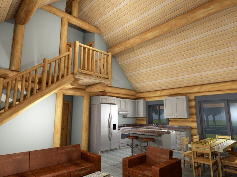 Horseshoe Bay With Images Log Home Plans Log Homes