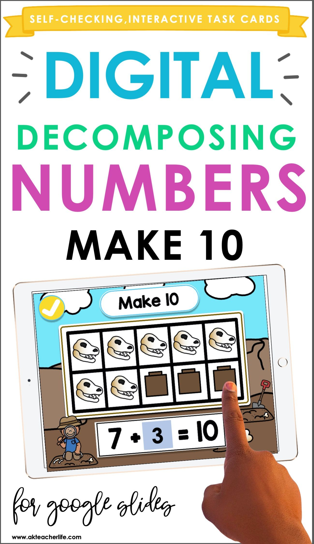 Decompose 5 And 10 In