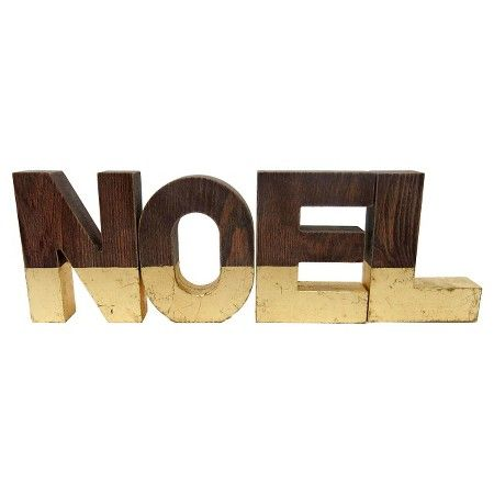 noel letters threshold target time of the year wonderful time holiday