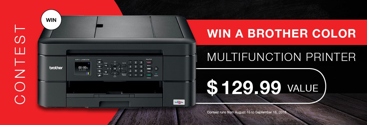 Best priceink win a brother color multifunction printer