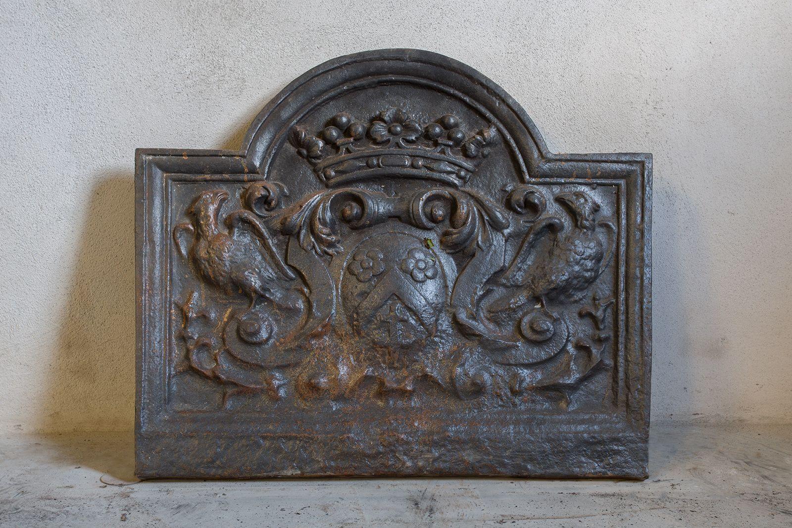 Antique Firebacks French Firebacks For Mantel