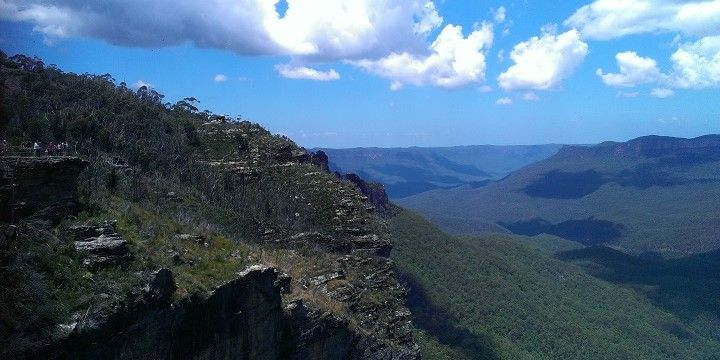 Blue Mountains, New South Wales, Southeastern Australia, Australia, Oceania