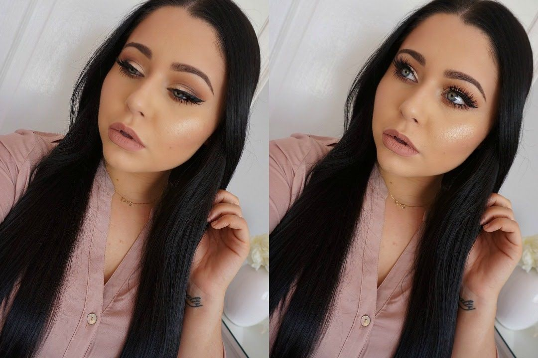 How to Contour & Highlight (Round Faces) This is suchhh