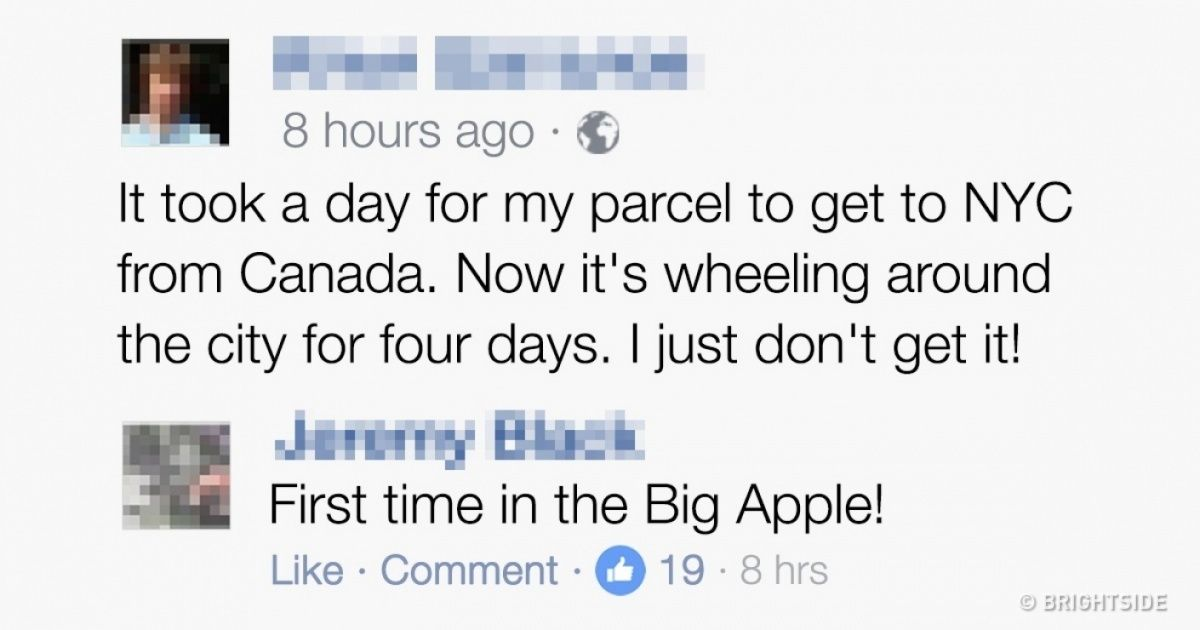 The 15 Most Epic Social Network Comments