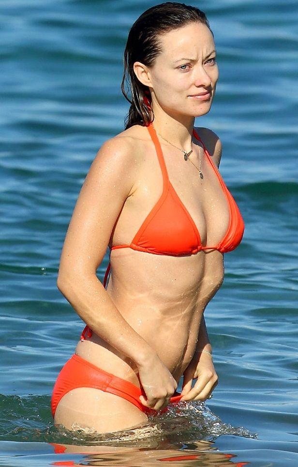 Olivia Wilde Bikini Pictures - Bollywood Celebrities Photo