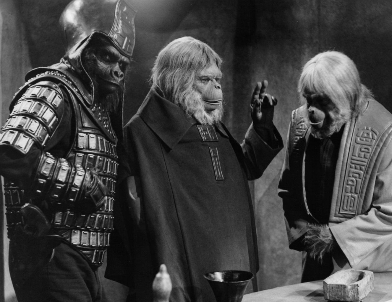 PLANET OF THE APES PHOTO GALLERY #11