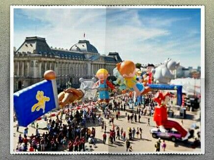 💗💘💞💝 #MustSee   #BalloonsDayParade #Brussels #ComicStripFestival #Stripfeest #Cartoons #PlaceToBe  #RoyalPalace #Brusselslife www.brusselslife.be #VisitBrussels #HapAppBrussels #ErfgoedBrussel #ErfgoedBrabant #ErfgoedBelgië #VisitBrabant #VisitBelgium #IkbenBrussel #IkbenBelg #TrotseBelgen #StolzeBelgier #ProudBelgians #ILikeBelgium #BelgiumIsBeautiful #Belgientourismus 💓💔💕💖