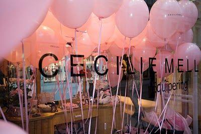 Opening of Cecilie Melli Equipering  Photo Ann Kristin Engebakken  Location Nedre Slottsgate 15