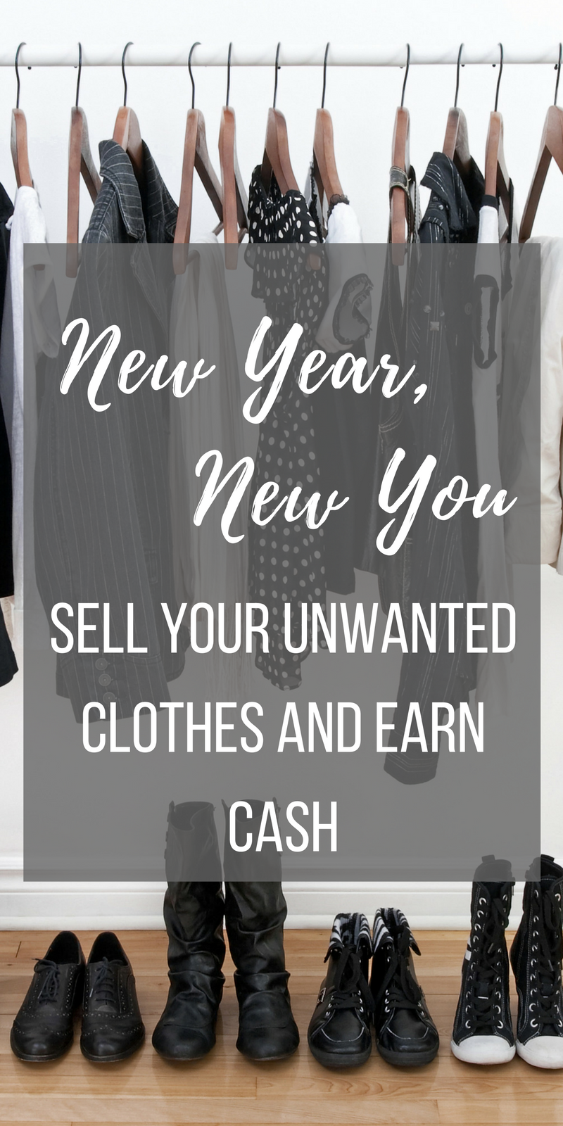 Make up to 5000 selling your unwanted clothes! Earn money