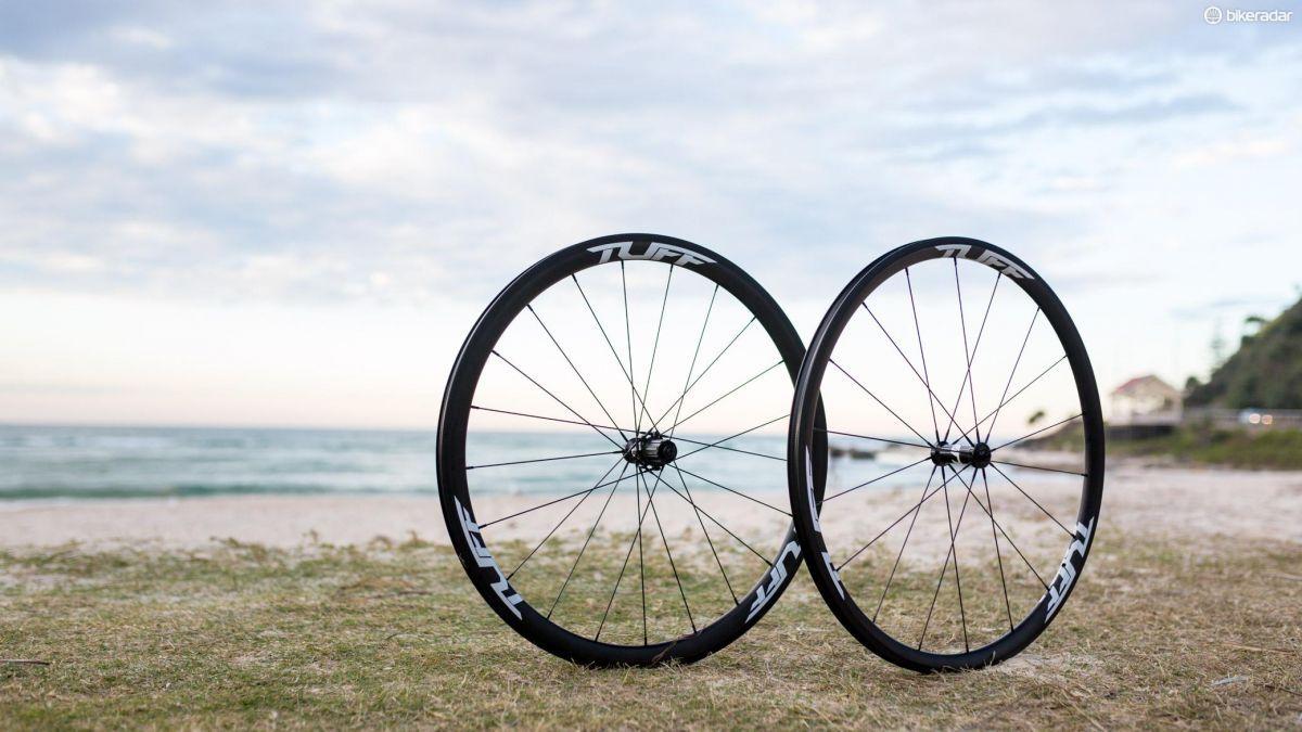 a7ca925cba0 Tuff Exo 30-38 wheels  lighter than Zipp s 202 NSW for half the price