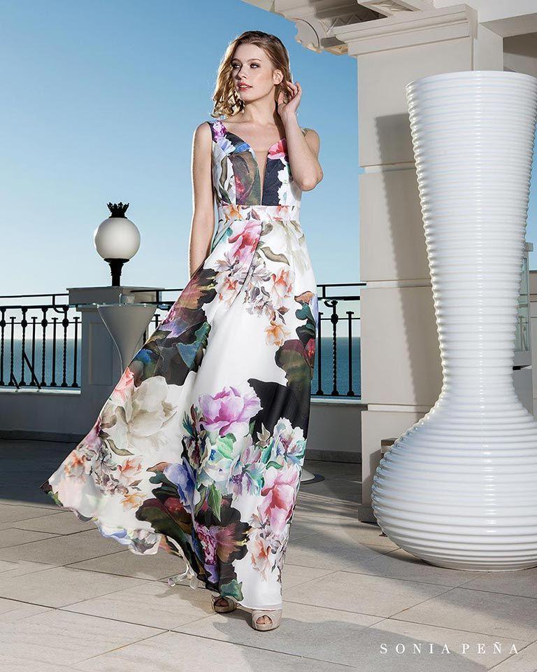Vestidos primavera verano 2019 de fiesta