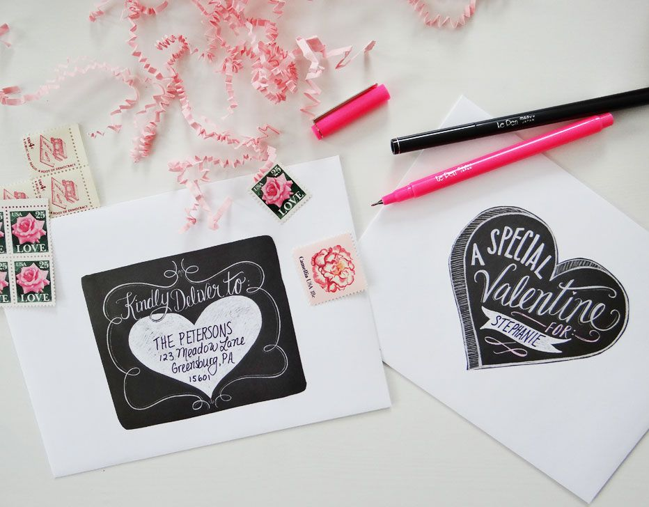 Valentines Day Label Templates  Proyectos Que Debo Intentar