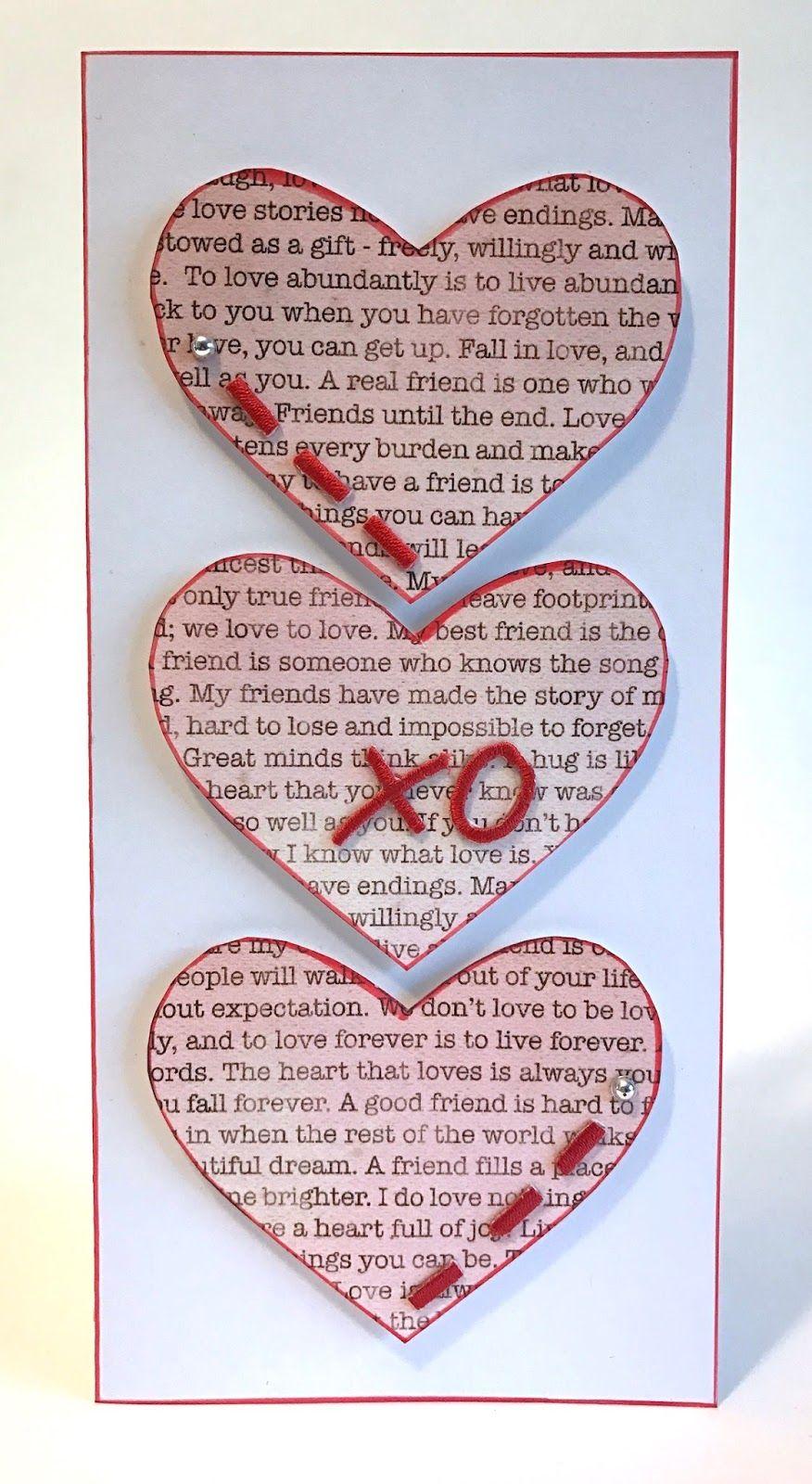 Valentine Card Stuff I Want To Make Pinterest